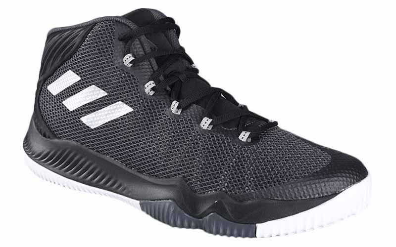 КроссовкиBW0560Эти баскетбольные кроссовки, созданные для жесткой борьбы за мяч, помогут тебе обходить защиту и ловко забивать сверху. Легкий верх с голенищем средней высоты усилен бесшовными вставками для дополнительной поддержки. Технология BOUNCE обеспечивает динамичную амортизацию. Технология BOUNCE оптимизирует амортизацию, заряжая каждый шаг дополнительной энергией Бесшовная вставка с принтом для поддержки Удобная текстильная подкладка Вставка из термополиуретана в средней части стопы для дополнительной поддержки Голенище средней высоты Немаркая резиновая подошва