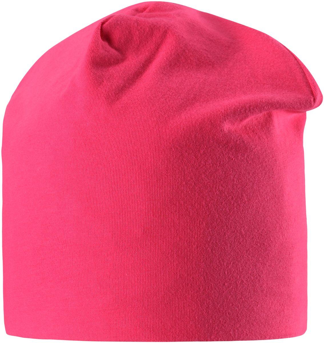 Шапка детская7287043400Легкая и удобная детская шапка в нескольких вариантах разных однотонных расцветок и ярких принтов. Шапка сделана из легкого и дышащего джерси на полной трикотажной подкладке из смеси хлопка и джерси. Ветронепроницаемые вставки в области ушей обеспечивают дополнительное утепление.