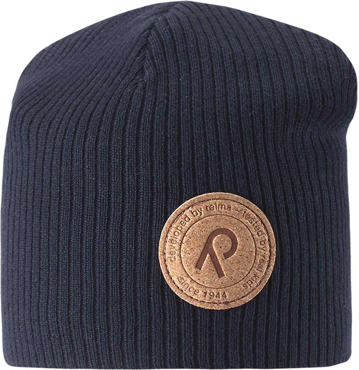 Шапка детская5285263360Детская шапка прекрасно подойдет для весенней поры. Она изготовлена из эластичного и легкого вязаного хлопка, мягкого и приятного на ощупь. Материал сертифицирован по стандарту Oeko-Tex. Удлиненная модель с подкладкой. Шапка смотрится ярко и стильно то, что надо для прогулки!