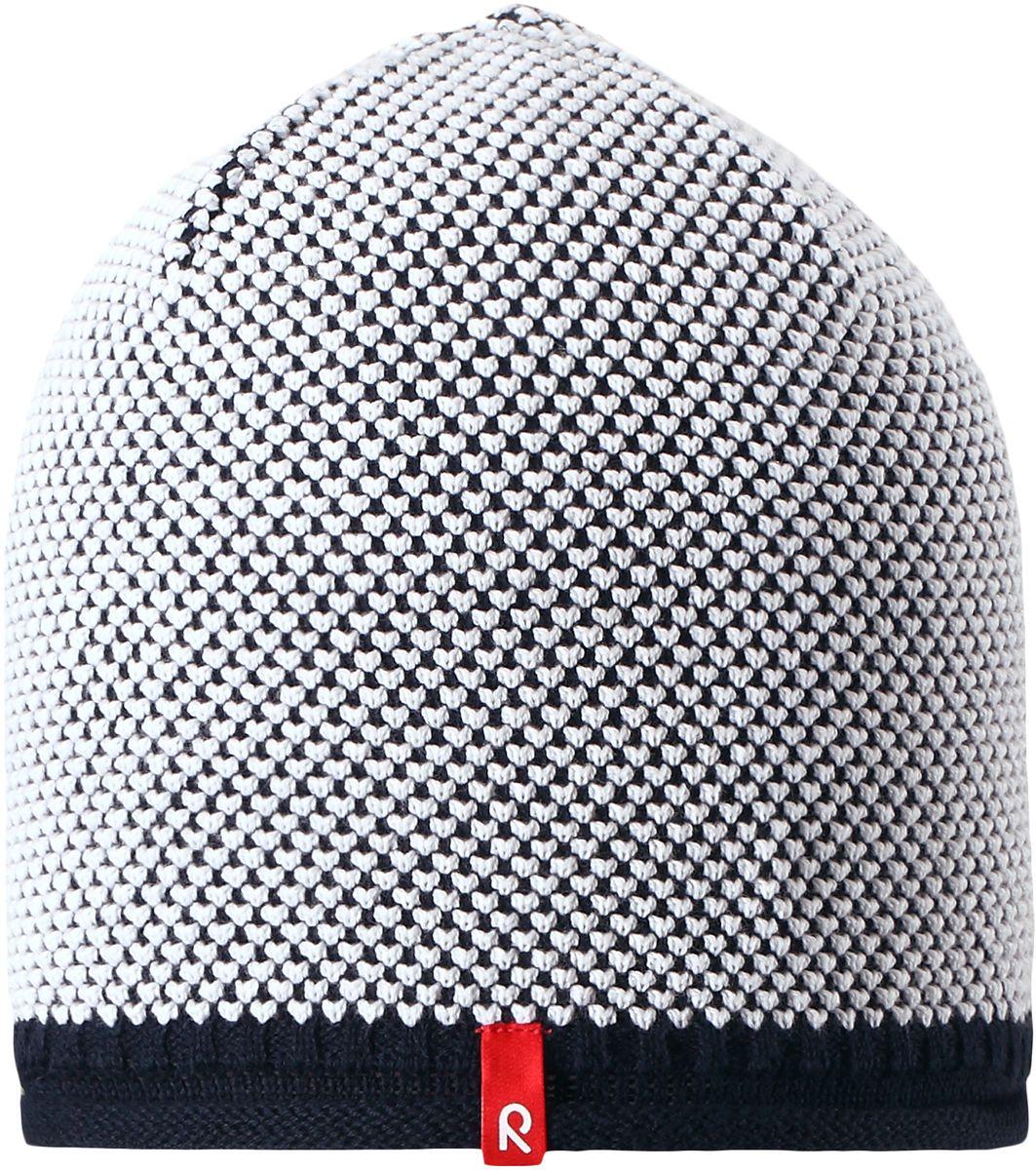 Шапка детская5285296530Яркая детская шапка станет превосходным выбором в межсезонье, в ней можно и поиграть во дворе, и прогуляться по городу. Изготовлена из мягкого и комфортного вязаного хлопка. Эта симпатичная облегченная модель без подкладки идеально подходит для солнечной погоды. Модный вязаный узор.