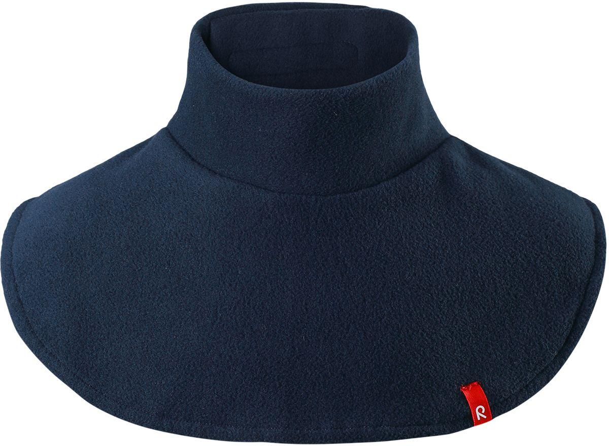 Манишка5285056980Флисовая манишка для малышей и детей постарше сделает любую демисезонную и зимнюю верхнюю одежду теплее и уютнее. Флис - мягкий и приятный на ощупь, а застежка-липучка сзади облегчает надевание и не дает горловине сползать. Легкий, быстросохнущий и дышащий флис выводит влагу с кожи, поэтому горловина станет отличным выбором для активных прогулок!
