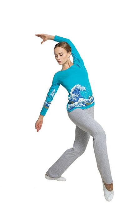 Брюки спортивныеAL-3074Удобные прямые брюки Grishko с высоким фиксирующим плотным поясом прекрасно подойдут для спортивных тренировок и активных прогулок. Благодаря идеальной конструкции, они создают стройный и спортивный силуэт. Брюки изготовлены из материалов высокого качества, плотного натурального хлопка с добавлением лайкры. Это легкая, дышащая ткань, которая не мнется и отличается особой прочностью и износостойкостью. Прекрасно держат форму и выдерживает многократные стирки.