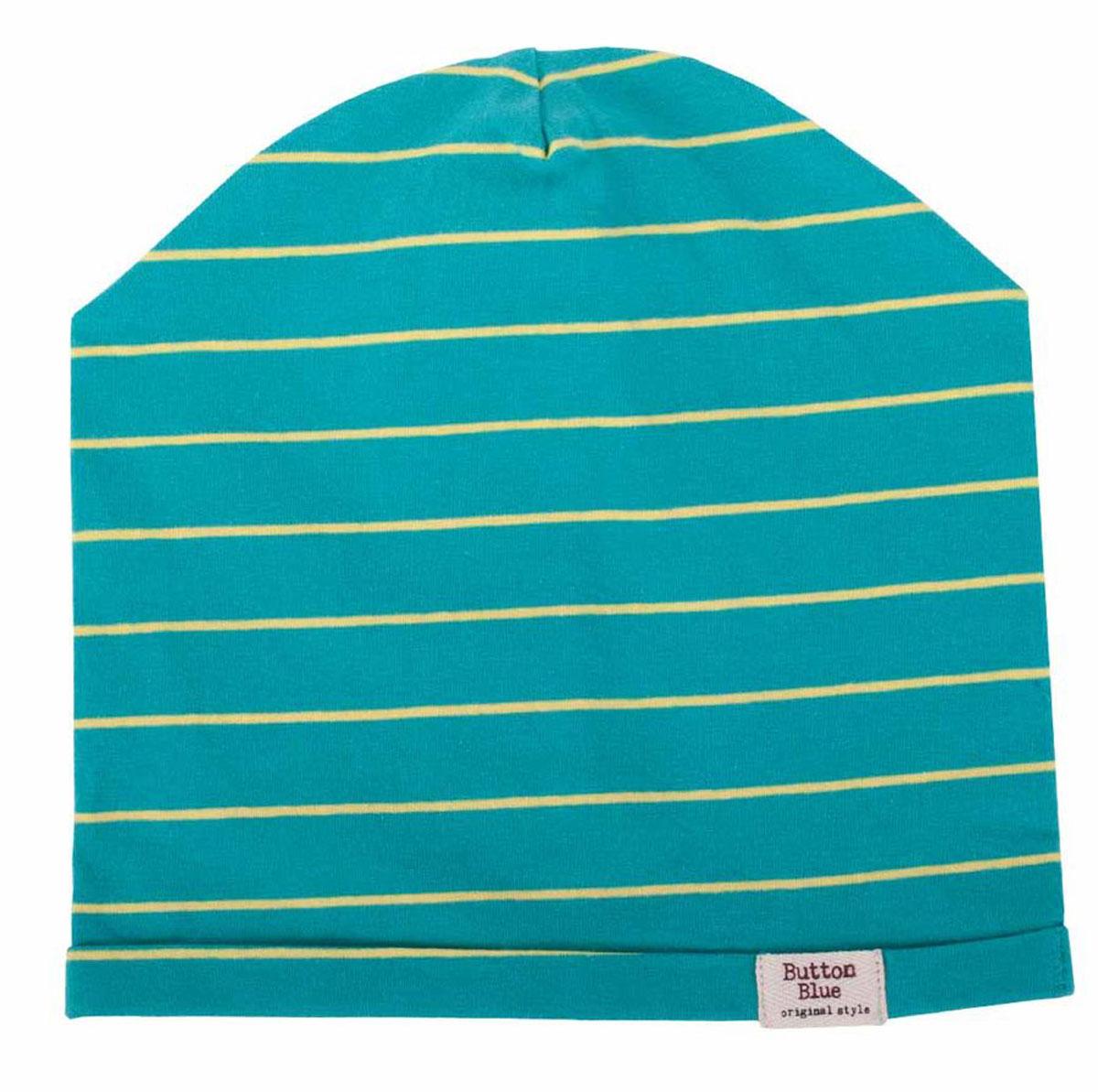Шапка детская117BBBX73012805Трикотажные шапки - важный атрибут повседневного гардероба! Они отлично согревают, а также украшают и завершают весенний комплект. У них один недостаток: они часто теряются. Шапки забывают в парке, в школе, в детском саду, поэтому их в гардеробе должно быть много, а значит, шапки надо покупать по доступной цене. Купить недорого шапку для мальчика от Button Blue, значит, позаботиться о здоровье, внешнем виде и комфорте ребенка.