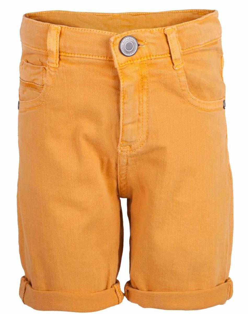 Шорты117BBBC60022700Яркие шорты - залог стильного образа для каждого дня лета. Отличные шорты из хлопка с эластаном гарантируют прекрасный внешний вид, комфорт и свободу движений. В компании с любой майкой, футболкой, рубашкой шорты составят достойный летний комплект. Если вы хотите купить недорогие детские шорты, не сомневаясь в их качестве, высоких потребительских свойствах и соответствии модным трендам, шорты для мальчика от Button Blue - лучший вариант!