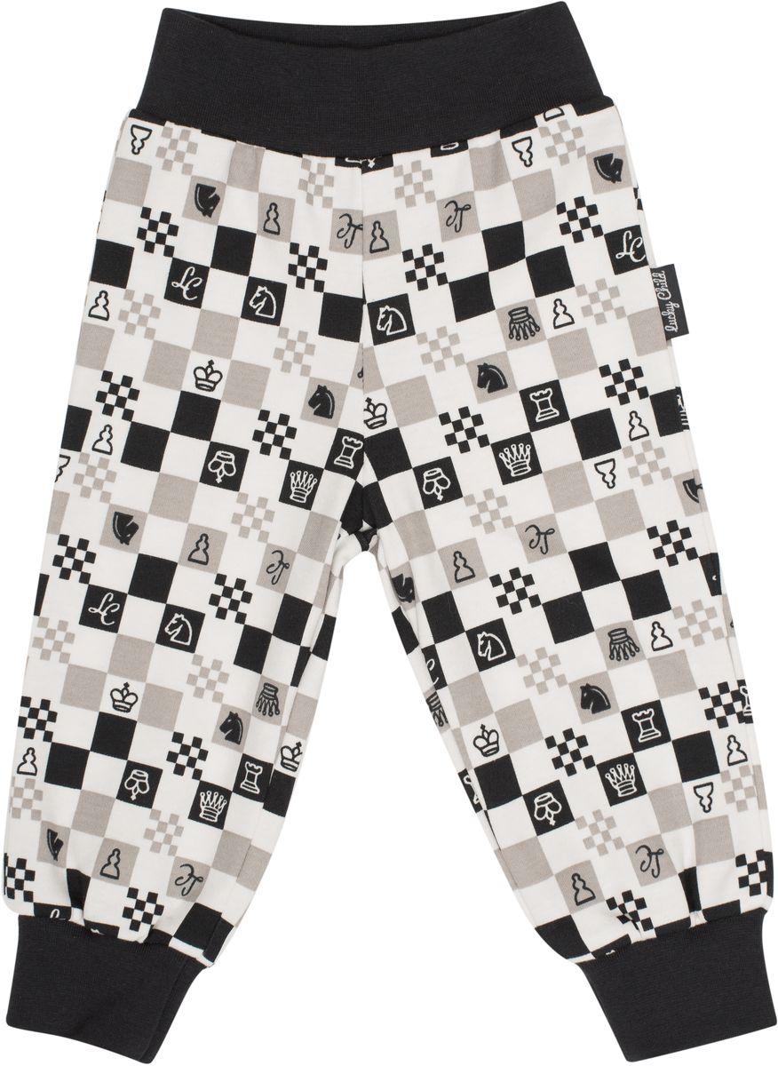 Штанишки29-11Детские штанишки Lucky Child изготовлены из нежного и прочного хлопкового материала - интерлока. Штанишки прямого кроя и завышенной посадки имеют широкую эластичную резинку на поясе. Брючины дополнены эластичными манжетами по низу.