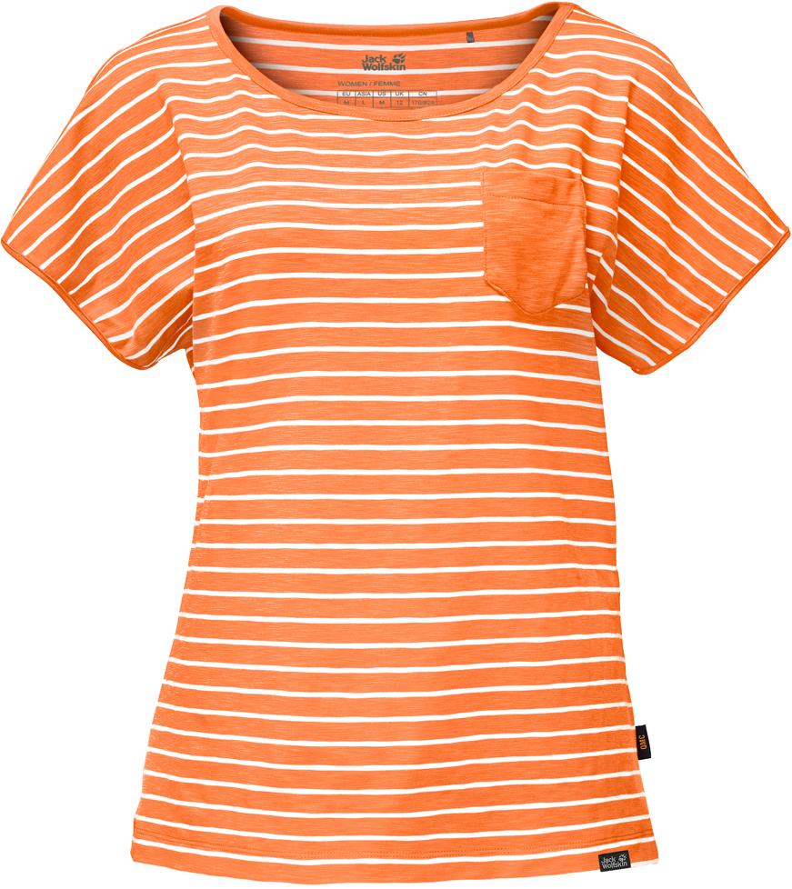 Футболка1805691-7819Быстросохнущая просторная футболка со свойствами подавления возникновения запаха.