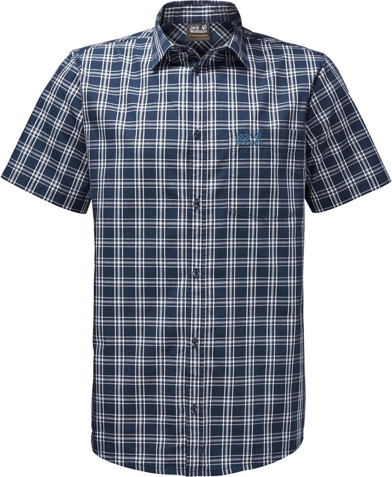 Рубашка1402331-7630Легкая рубашка из органического хлопка. Когда солнце очень жаркое, отлично вентилируемая HOT SPRINGS SHIRT дает ощущение прохлады и расслабленности. Эта рубашка для путешествий и отдыха сделана из органического хлопка и ее всегда приятно носить летом.