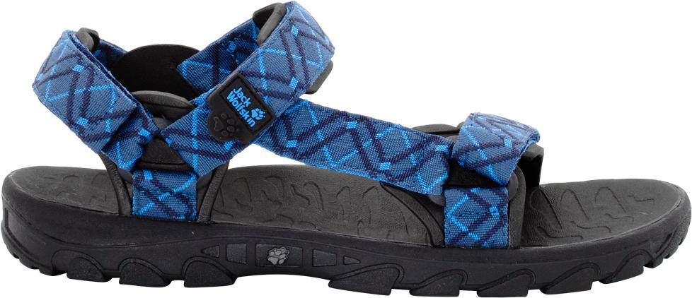 Сандалии4016971-1588Простые, универсальные, надежные сандалии. В них можно переходить реки и гулять по берегу: Seven Seas — это классика наших сандалий. Их прочная подошва обеспечивает хорошую фиксацию даже в походах. Застежки-липучки на каждом из трех ремешков позволяют максимально просто подогнать обувь к ноге.