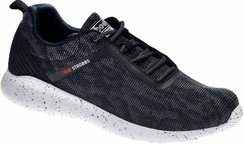 КроссовкиC2434-3Стильные мужские кроссовки Strobbs отлично подойдут для активного отдыха и повседневной носки. Верх модели выполнен из текстиля. Удобная шнуровка надежно фиксирует модель на стопе. Подошва обеспечивает легкость и естественную свободу движений. Мягкие и удобные, кроссовки превосходно подчеркнут ваш спортивный образ и подарят комфорт.