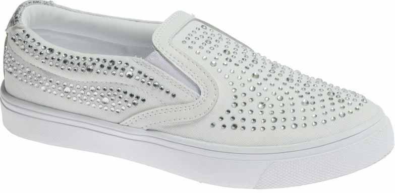 СлипоныF6513-3Стильные женские слипоны Strobbs, выполненные из текстиля, отлично подойдут для повседневной носки. Эластичные вставки на подъеме надежно зафиксируют модель на ноге. Внутренняя текстильная поверхность обеспечит комфорт ногам. Удобная износостойкая подошва дополнена рифлением.