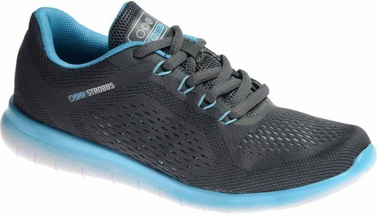 КроссовкиF6539-1Стильные женские кроссовки Strobbs отлично подойдут для активного отдыха и повседневной носки. Верх модели выполнен из текстиля по бесшовной технологии. Удобная шнуровка надежно фиксирует модель на стопе. Подошва обеспечивает легкость и естественную свободу движений. Мягкие и удобные, кроссовки превосходно подчеркнут ваш спортивный образ и подарят комфорт.