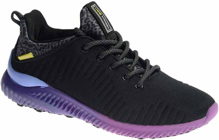 КроссовкиF6555-3Стильные женские кроссовки Strobbs отлично подойдут для активного отдыха и повседневной носки. Верх модели выполнен из текстиля по бесшовной технологии. Удобная шнуровка надежно фиксирует модель на стопе. Подошва обеспечивает легкость и естественную свободу движений. Мягкие и удобные, кроссовки превосходно подчеркнут ваш спортивный образ и подарят комфорт.