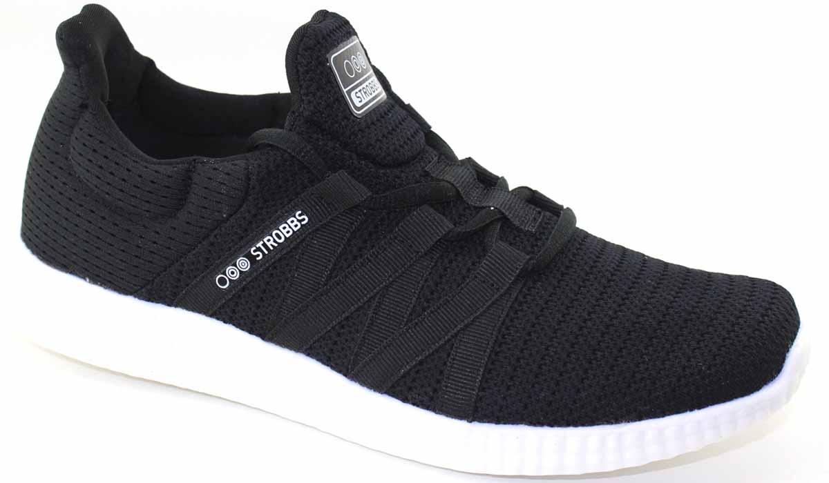 КроссовкиC2466-2Стильные мужские кроссовки Strobbs отлично подойдут для активного отдыха и повседневной носки. Верх модели выполнен из текстиля. Удобная шнуровка надежно фиксирует модель на стопе. Подошва обеспечивает легкость и естественную свободу движений. Мягкие и удобные, кроссовки превосходно подчеркнут ваш спортивный образ и подарят комфорт.