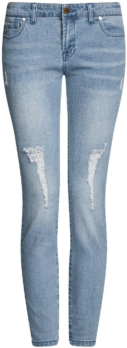 Джинсы12103155/43322/7000WЖенские укороченные джинсы oodji Ultra выполнены из высококачественного материала. Зауженная модель средней посадки по поясу застегиваются на пуговицу и имеют ширинку на застежке-молнии, а также шлевки для ремня. Джинсы имеют классический пятикарманный крой: спереди - два втачных кармана и один маленький накладной, а сзади - два накладных кармана. Модель оформлена потертостями.