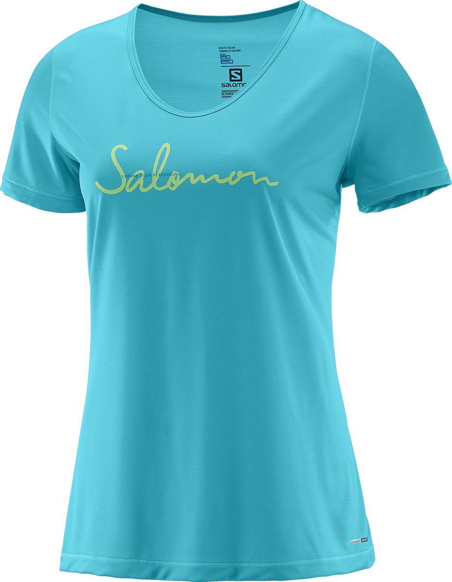 ФутболкаL39274900Очень мягкая и легкая футболка Mazy из полиэстерового жаккарда отличается хорошими дышащими свойствами и защищает от ультрафиолетового излучения. Универсальная летняя футболка женственного силуэта с вырезом.