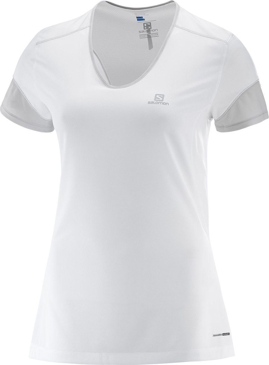ФутболкаL39285400Легкая дышащая футболка Trail Runner Tee обеспечивает комфорт, а материал с добавлением бамбукового угля предотвращает появление неприятного запаха.
