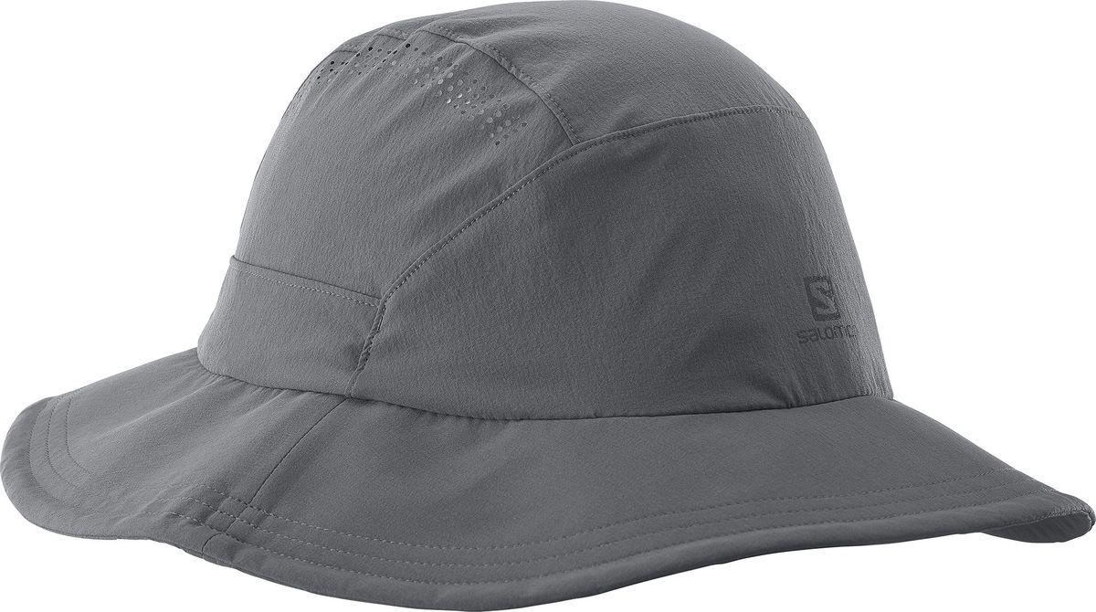 ПанамаL39326000Шапка из ткани Softshell с полями для защиты от дождя и солнца прослужит долгие годы. Быстро и компактно складывается.
