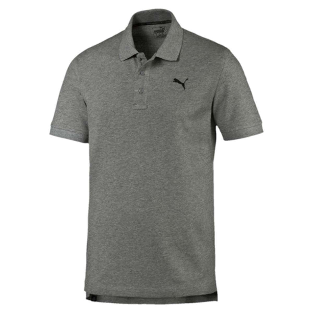 Поло83824803Стильная мужская рубашка-поло ESS Pique Polo выполнена из хлопка с добавлением эластана. Высокофункциональная технология dryCELL отводит влагу, поддерживает тело сухим и гарантирует максимальный комфорт. Модель декорирована вышитым логотипом PUMA. Среди других отличительных особенностей изделия - отложной воротник и манжеты рукавов из эластичного трикотажа в рубчик и отделка тесьмой с фирменной символикой с внутренней стороны ворота. Классический крой понравится ценителям простого и лаконичного стиля, а воротник добавит элегантности модели. Отличный вариант для повседневного образа.