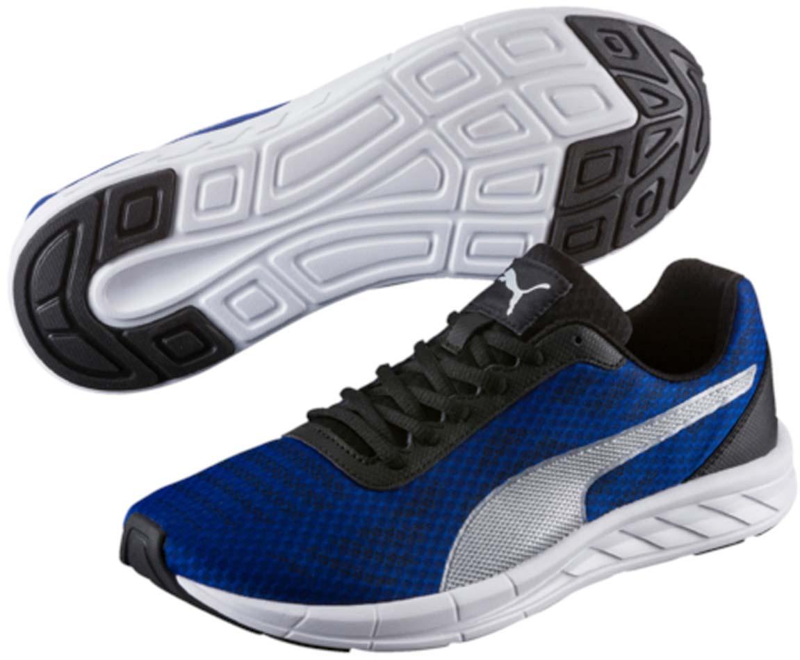 Кроссовки18905802Модель Meteor - это оптимальное соотношение цены и качества. Сверхлегкой и эластичной беговой обуви придан модный и стильный дизайн благодаря использованию оригинальных материалов верха. Облегченные беговые кроссовки с современным дизайном для регулярных тренировок. Дышащий сетчатый верх не препятствует циркуляции воздуха и не ограничивает свободу движений. Легкий вспененный материал подошвы обладает отличными амортизирующими свойствами, а испещренная бороздками Flex ходовая поверхность обеспеивает гибкость и маневренность во время пробежки.