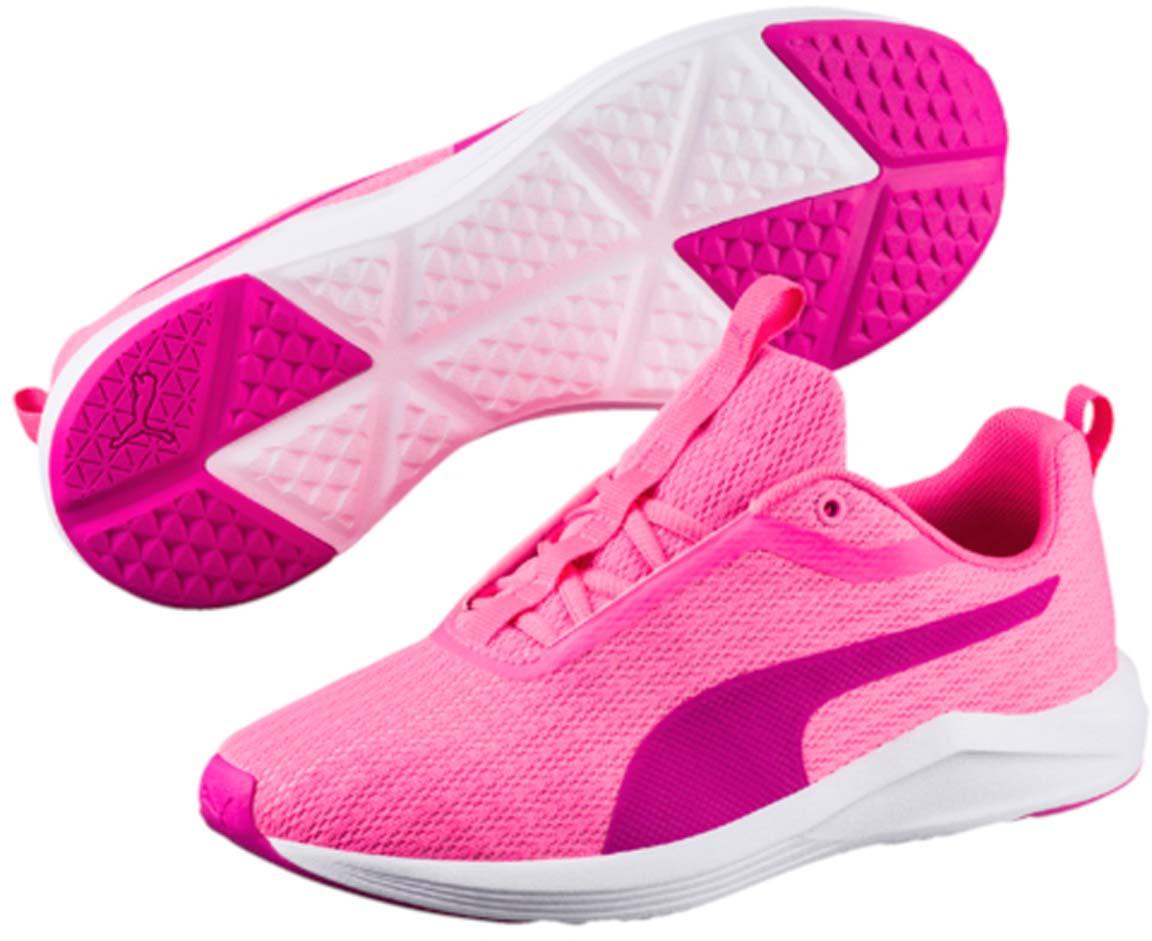 Кроссовки18946802Сверхлегкие и эластичные, кроссовки Prowl Wn предназначены специально для женщин и подходят как для занятий на свежем воздухе, так и для тренировок в зале. Оригинальная конструкция верха из бесшовного сетчатого материала делают модель прекрасно вентилируемой и очень удобной в носке.