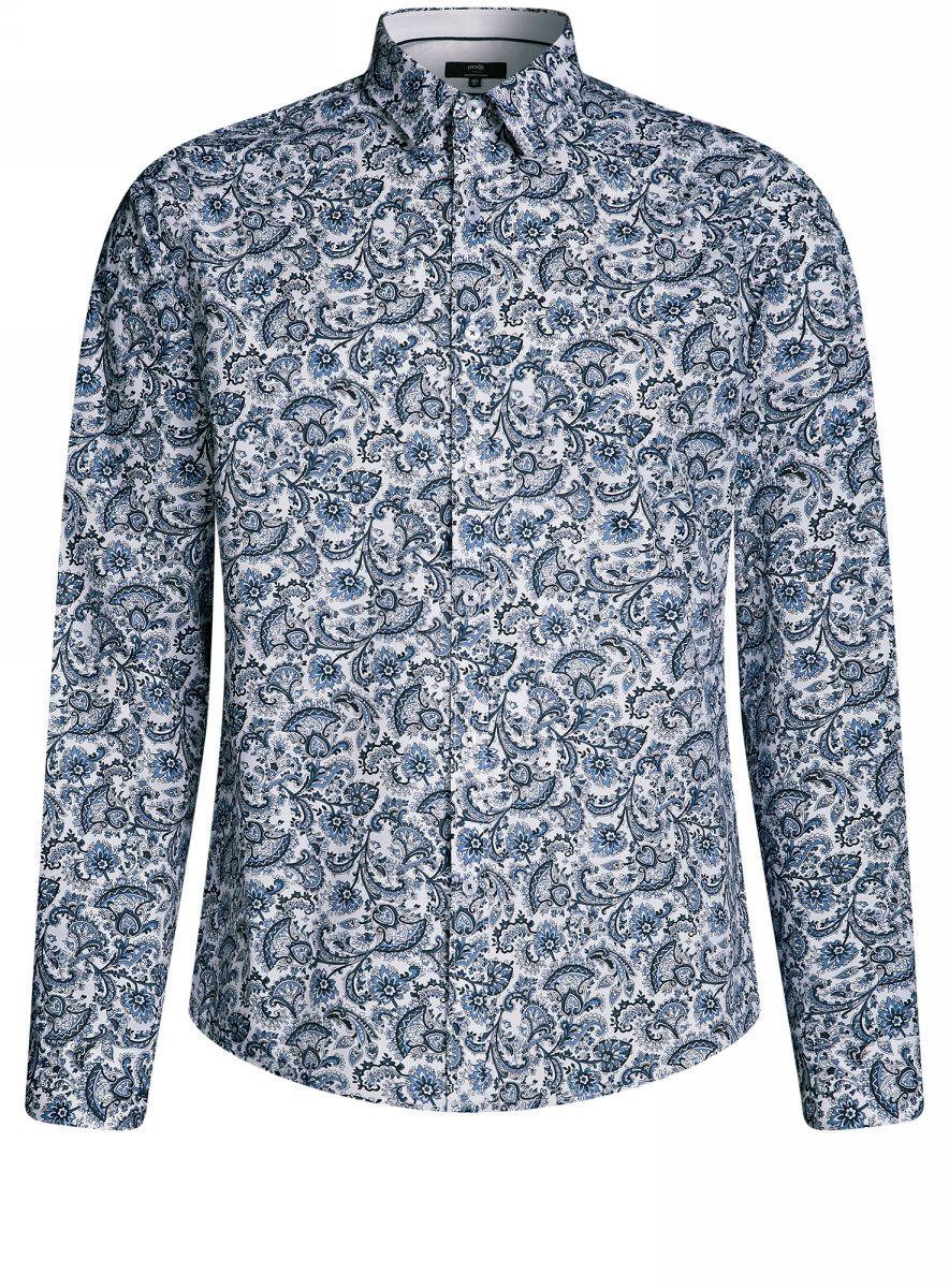 Рубашка3L110259M/19370N/1075E