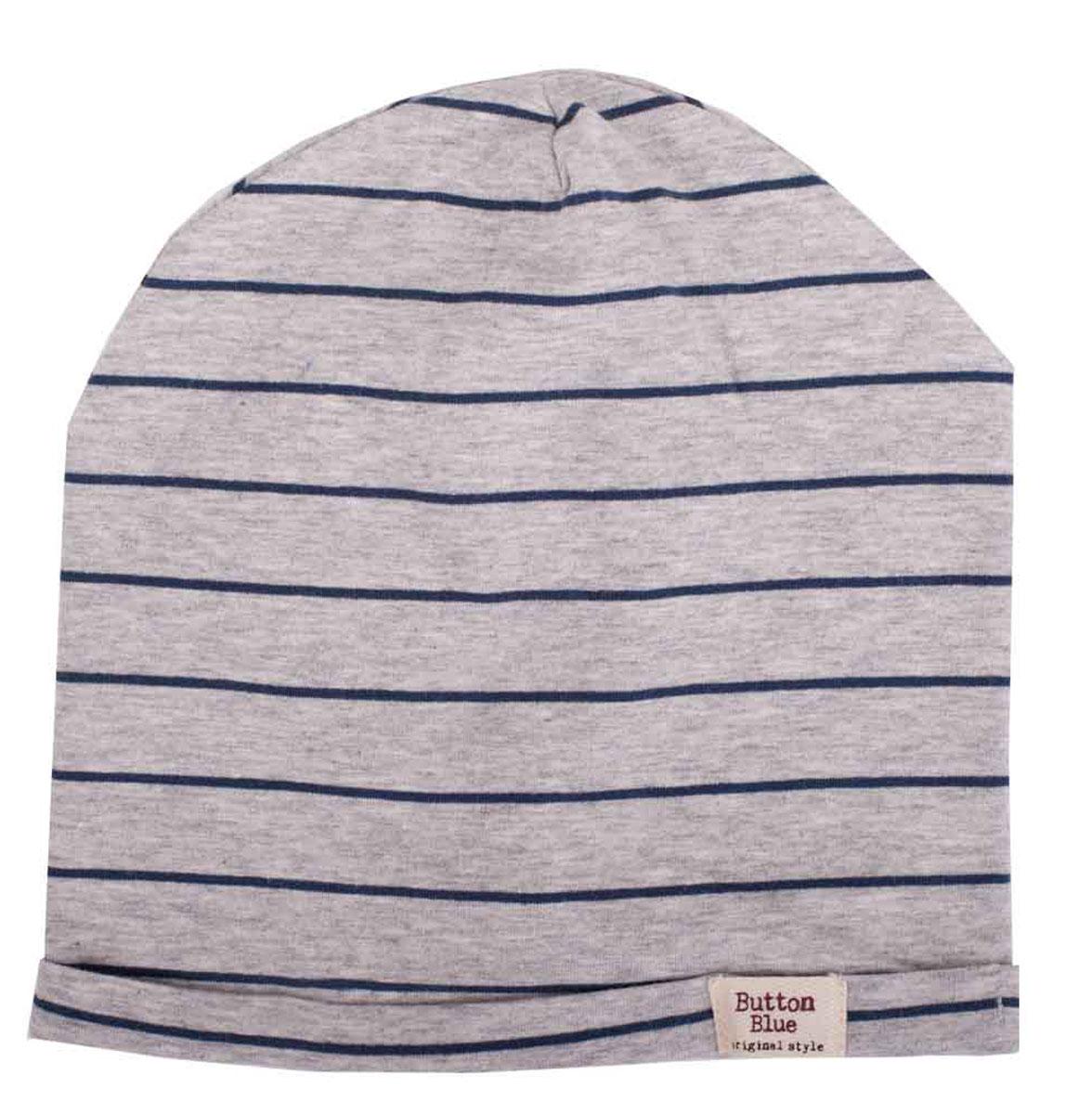 Шапка детская117BBBX73011905Трикотажные шапки - важный атрибут повседневного гардероба! Они отлично согревают, а также украшают и завершают весенний комплект. У них один недостаток: они часто теряются. Шапки забывают в парке, в школе, в детском саду, поэтому их в гардеробе должно быть много, а значит, шапки надо покупать по доступной цене. Купить недорого шапку для мальчика от Button Blue, значит, позаботиться о здоровье, внешнем виде и комфорте ребенка.