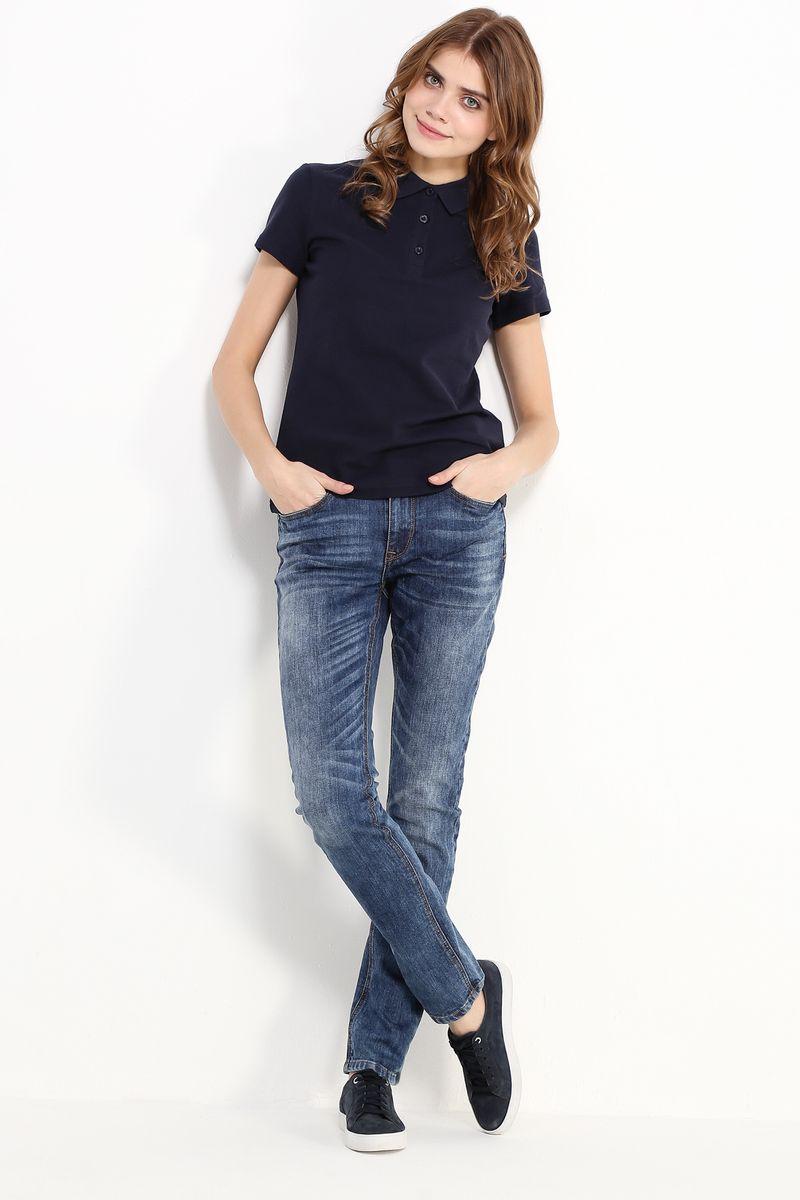 ДжинсыB17-15016Стильные женские джинсы Finn Flare станут отличным дополнением к вашему гардеробу. Модель изготовлена из высококачественного хлопка с добавлением эластана, она великолепно пропускает воздух и обладает высокой гигроскопичностью. Застегиваются джинсы на пуговицу и ширинку на застежке- молнии. На поясе имеются шлевки для ремня. Эти модные и в тоже время удобные джинсы помогут вам создать оригинальный современный образ. В них вы всегда будете чувствовать себя уверенно и комфортно.