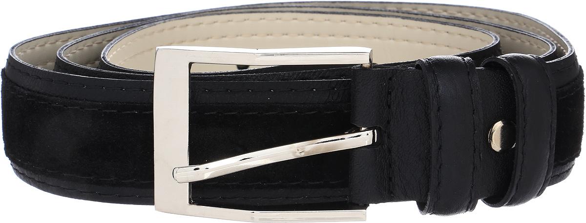 Ремень02-35/2009Ремень, выполненный из натуральной кожи. Длина регулируется.