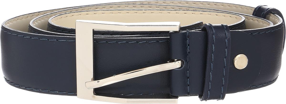 Ремень02-35/2005Ремень, выполненный из натуральной кожи. Длина регулируется.