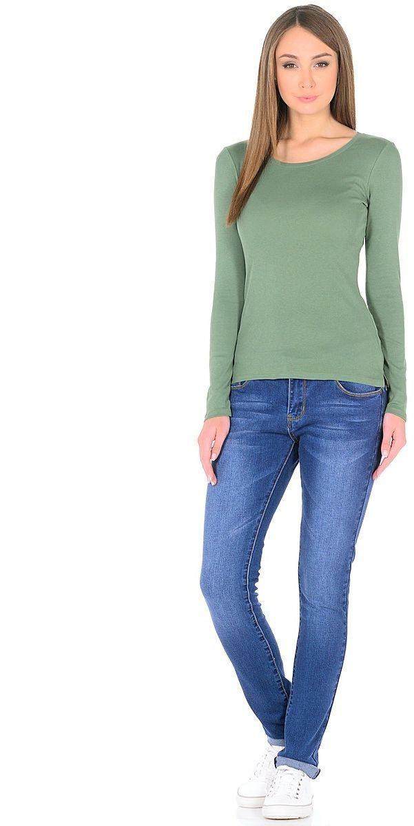 ДжинсыWZ-1752CСтильные женские джинсы Milton выполнены из хлопка с добавлением полиэстера и спандекса. Материал мягкий на ощупь, не сковывает движения и позволяет коже дышать. На поясе предусмотрены шлевки для ремня. Джинсы со средней посадкой застегиваются на пуговицу в поясе и ширинку на застежке-молнии.