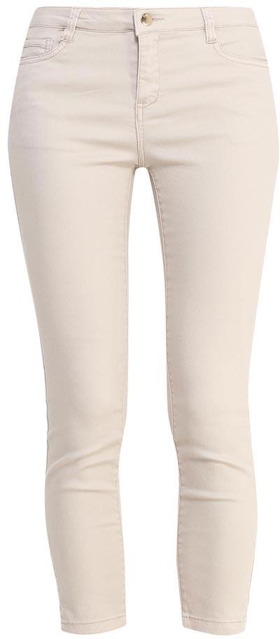 БрюкиP-315/796-7213Стильные укороченные брюки Sela, изготовленные из качественного хлопкового материала, станут отличным дополнением гардероба в летний период. Брюки прилегающего кроя и стандартной посадки на талии застегиваются на застежку-молнию и пуговицу. На поясе имеются шлевки для ремня. Низ брючин оформлен металлическими молниями с боков. Модель дополнена двумя втачными и накладным кармашком спереди и двумя накладными карманами сзади.