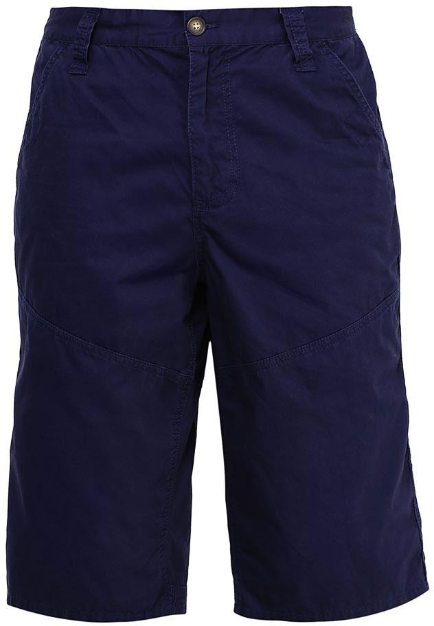 ШортыSH-215/539-7213Стильные мужские шорты Sela, изготовленные из натурального хлопка, станут отличным дополнением гардероба в летний период. Шорты прямого кроя ниже колен и стандартной посадки на талии застегиваются на застежку-молнию и пуговицу. На поясе имеются шлевки для ремня. Модель дополнена двумя втачными карманами спереди и двумя накладными карманами сзади.