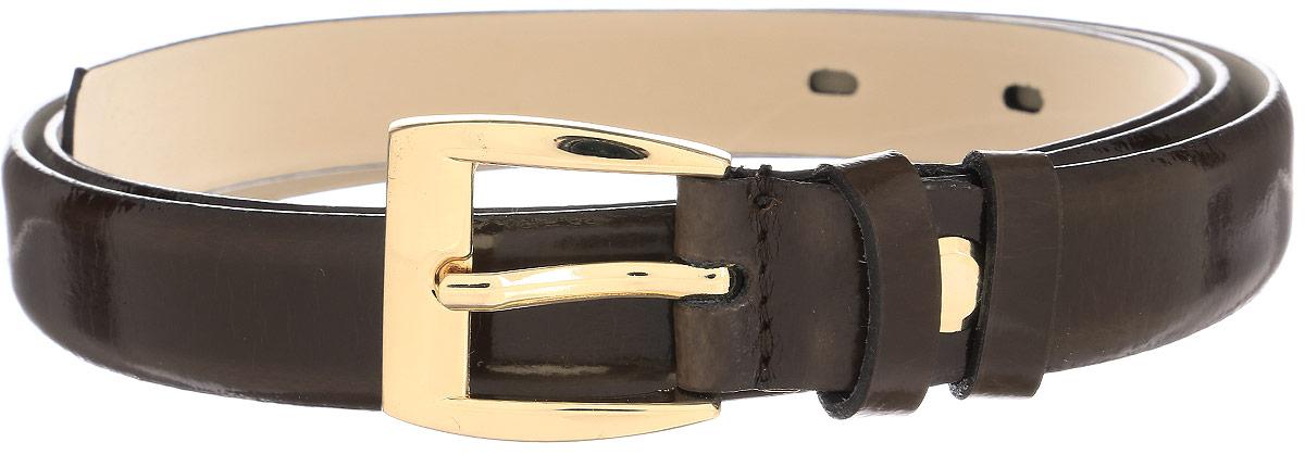 Ремень1200-2120-0000Стильный женский ремень Milana изготовлен из натуральной кожи. Прямоугольная пряжка выполнена из металла, она позволит легко и быстро зафиксировать ремень и отрегулировать его длину. Элегантный ремень превосходно сочетается с любыми нарядами. Уважаемые клиенты! Обращаем ваше внимание на тот факт, что размер ремня, доступный для заказа, является его длиной.