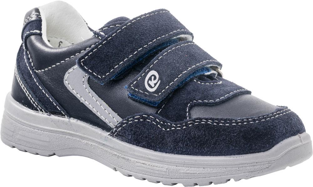 Кроссовки332082-21Модные кроссовки для мальчика от Котофей выполнены из натуральной кожи. Подкладка и стелька из натуральной кожи комфортны при движении. Ремешки с застежками-липучками надежно зафиксируют модель на ноге. Подошва дополнена рифлением.