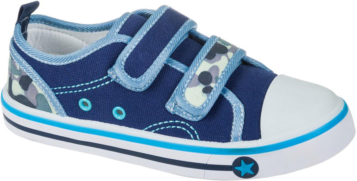 Кеды101096Стильные кеды от Mursu придутся по душе вашему юному моднику. Модель выполнена из качественного текстиля с оригинальным принтом. На заднике предусмотрена петелька для удобства обувания. Хлястики с липучками прочно закрепят модель на ноге. Подкладка и стелька из текстиля и натуральной кожи гарантируют комфорт при носке. Гибкая мягкая подошва обеспечивает идеальное сцепление с разными поверхностями.