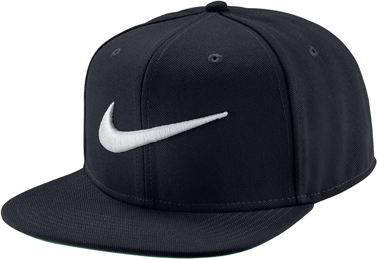 Бейсболка639534-011Кепка Nike Swoosh из натурального хлопка. Плотный козырек, эмблема бренда.