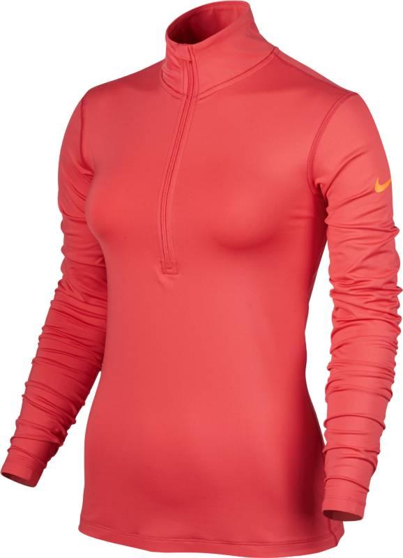 Лонгслив803145-850Джемпер Nike W NP WM - базовый слой с отличной защитой. Модель с воротником - стойкой обеспечивает оптимальное тепло, воздухопроницаемость и свободу движений. Технология Nike Pro Hyperwarm обеспечивает зональную защиту от холода и отводит влагу от кожи. Молния для удобного переодевания. Вырезы для больших пальцев, плоские швы.