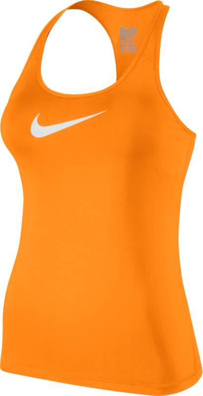 Майка648569-010Майка Nike Flex Swoosh из гладкого эластичного трикотажа. Ткань с технологией Dri-Fit отводит влагу с тела на поверхность материала, обеспечивая сухость и комфорт. Технология Stay Cool сохраняет приятную прохладу во время интенсивных тренировок. Приталенный крой, тонкие бретели, съемные поролоновые вставки, плоские швы.