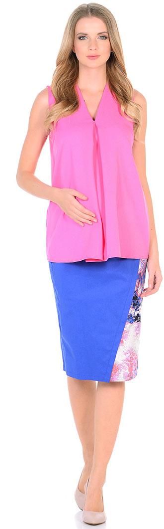Блузка103333Элегантная блузка женственного силуэта. Тонкая ткань мягко струится по фигуре. Блузка прекрасно сочетается как с брюками, так и с юбками.
