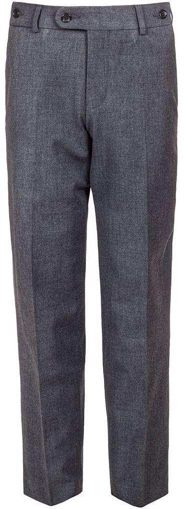 БрюкиCWJ17009B20Брюки для мальчика Nota Bene изготовлены из вискозы и полиэстера, благодаря чему они теплые и износоустойчивые. Модель исполнена в классическом стиле и подходит для ношения в школе, в качестве школьной формы. Прямые брюки застегиваются на застежку-молнию и пуговицу на поясе.