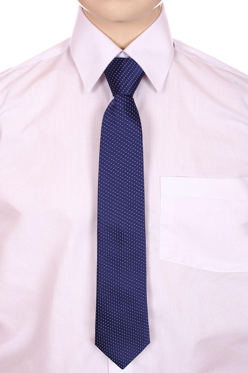 ГалстукRKCAL11-11Модный галстук для мальчика Brostem изготовлен из качественного полиэстера. Такой аксессуар придаст юному кавалеру солидности.