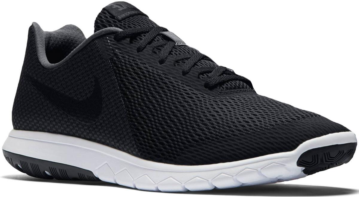 Кроссовки881802-001Обувь для бега Nike Flex Experience отличается плотной посадкой. Однослойная сетка для оптимальной вентиляции в передней части стопы. Инжектированная цельная подошва для амортизации без утяжеления.