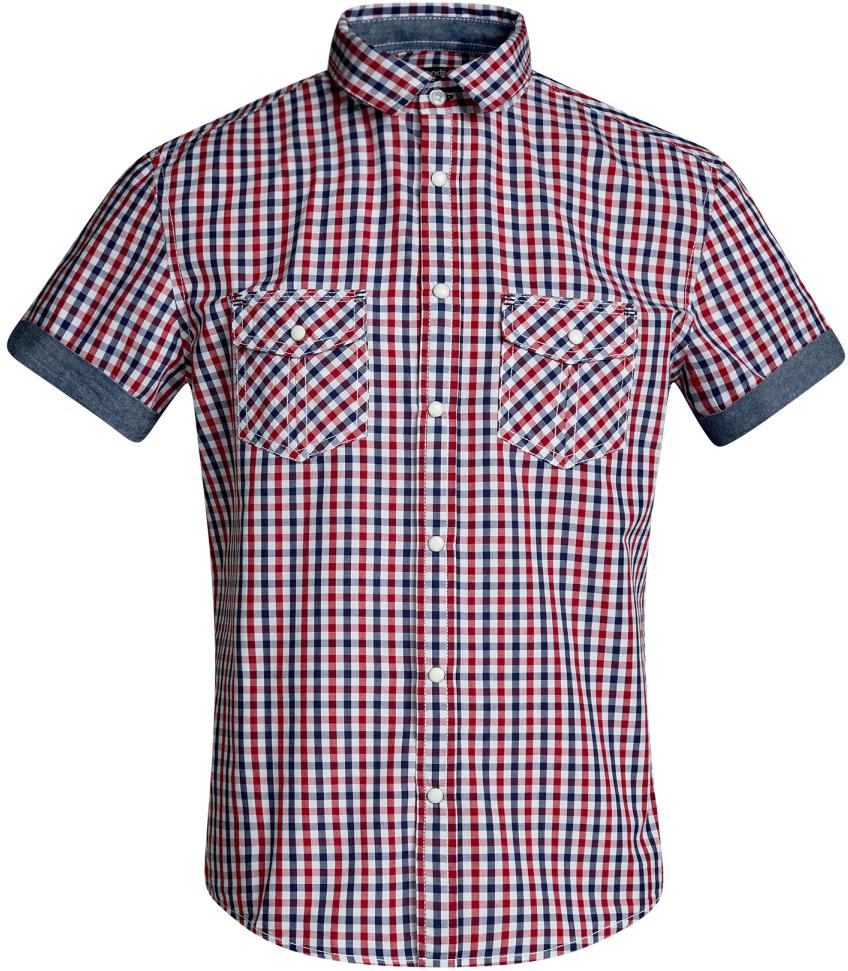 Рубашка3L410105M/34319N/1045CРубашка приталенная на кнопках