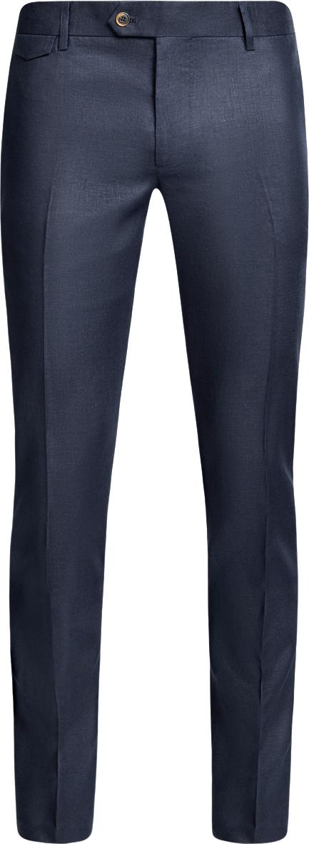 Брюки2B210017M/34263N/7900NМужские летние брюки oodji Basic выполнены из высококачественного материала. Модель стандартной посадки застегивается на пуговицу в поясе и ширинку на застежке-молнии. Пояс имеет шлевки для ремня. Спереди брюки дополнены втачными карманами, сзади - прорезными на пуговицах.