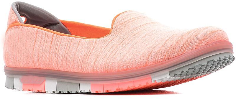 Кроссовки14009-CRLСтильные легкие женские кроссовки Skechers подходят как для занятий спортом, так и для повседневных прогулок. Верх модели выполнен из дышащего текстиля. Внутренняя отделка исполнена из мягкого текстиля. Гибкая анатомическая подошва имеет рельефный протектор, который обеспечивает надежное сцепление с поверхностью. В таких кроссовках вашим ногам будет комфортно и уютно. Они подчеркнут ваш стиль и индивидуальность!