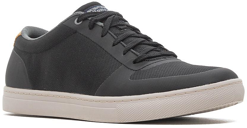 Кроссовки64795-BLKСтильные мужские кроссовки Skechers отлично подойдут для повседневной носки. Верх модели выполнен из текстиля со вставками из полиуретана. Удобная шнуровка надежно фиксирует модель на стопе. Подошва обеспечивает легкость и естественную свободу движений.