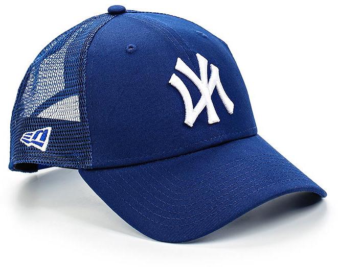 Бейсболка11214168-LRYСтильная бейсболка New Era, выполненная из высококачественного материала, идеально подойдет для прогулок, занятий спортом и отдыха. Изделие оформлено объемным вышитым логотипом знаменитой бейсбольной команды New York Yankees и логотипом бренда New Era, сзади купол кепки исполнен из сетки для большей воздухопроницаемости. Бейсболка надежно защитит вас от солнца и ветра. Эта модель станет отличным аксессуаром и дополнит ваш повседневный образ.
