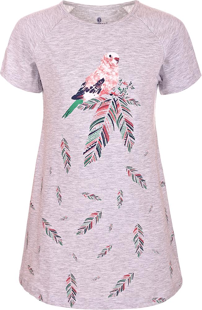 Ночная рубашкаN9324220B-20Ночная рубашка для девочки Baykar подарит не только комфорт и уют, но и понравится ребенку благодаря своему веселому и приятному дизайну. Изготовленная из мягкого хлопка, она тактильно приятна, хорошо пропускает воздух, а благодаря свободному крою не стесняет движений во сне.