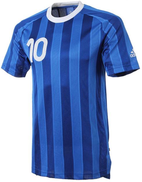ФутболкаAZ9712Футбольная коллекция всемирно известного бренда.