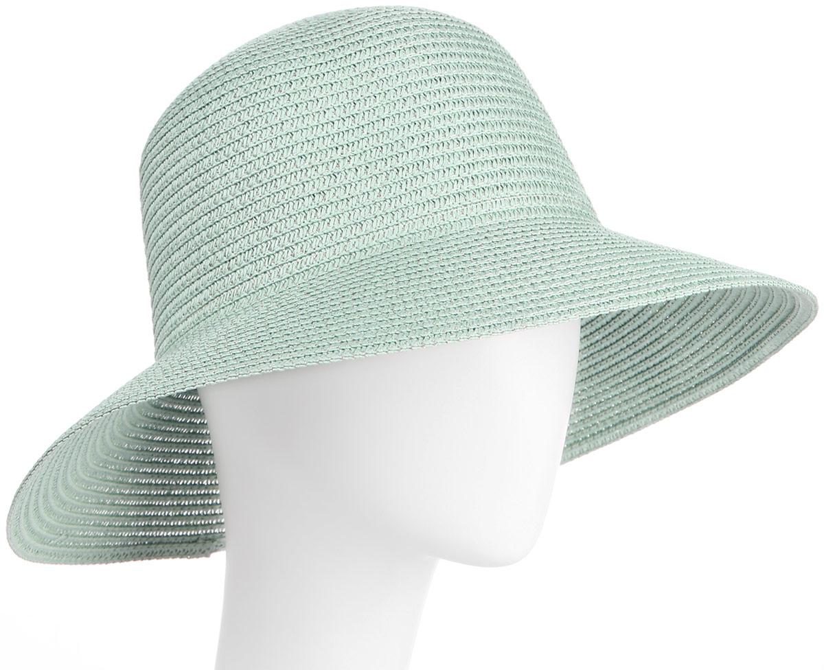 ШляпаHtW100277Нежная женская шляпа, украшенная бантом.